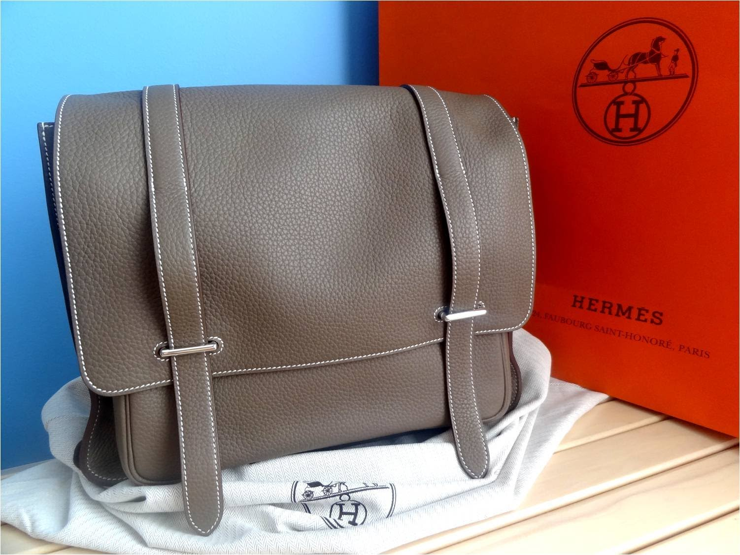 Top Quality Hermes Steve Bag Replica just for You f03d304ec31